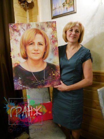 Портрет на заказ Нижневартовск